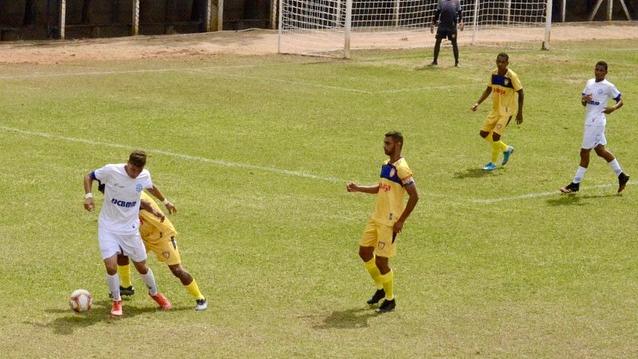 Dínamo e Minas Boca empatam e seguem sem vencer no Mineiro Sub-17