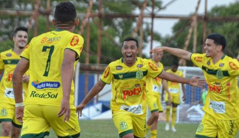 Mirassol resolve no segundo tempo e vence Fernandópolis pelo Paulistão Sub-20