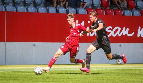 Bayern estreia com goleada no Alemão Sub-19