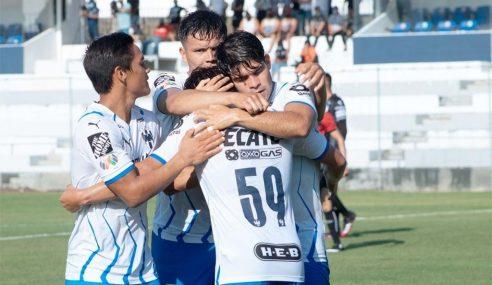 Monterrey perde os 100% de aproveitamento no Mexicano Sub-20