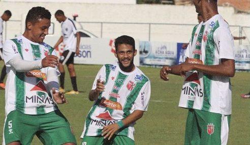 Lagarto está na final do Campeonato Sergipano Sub-20