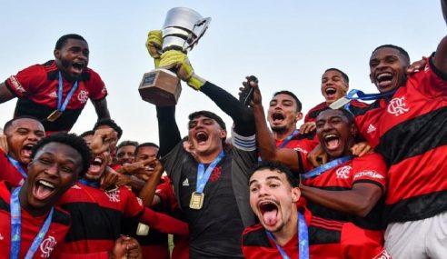 Flamengo é o campeão da Taça Guanabara Sub-20