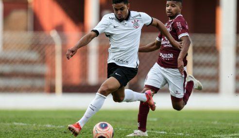 Juventus e Corinthians ficam no 0 a 0 pelo Paulistão Sub-20
