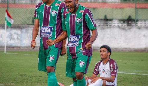 Fluminense de Feira bate Jacuipense pelas quartas do Baiano Sub-20