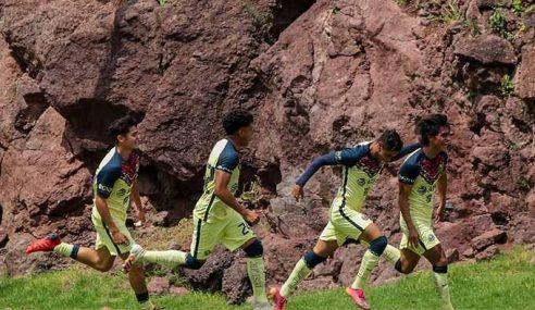 América acaba com invencibilidade do Atlas no Mexicano Sub-18