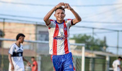 Sul América estreia com vitória no Amazonense Sub-17