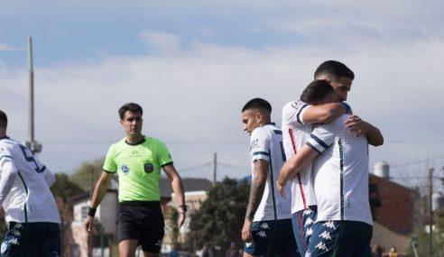 Brasileiro dá a vitória ao Vélez pelo Argentino de Aspirantes