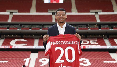 Marcos Paulo é emprestado a clube português