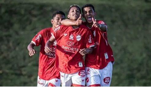 Vila Nova estreia com vitória no Goiano Sub-20