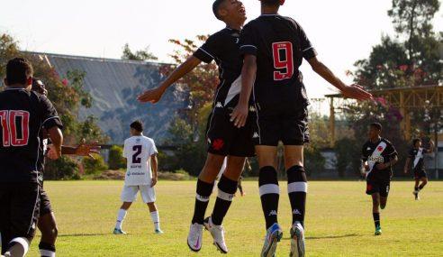 Vasco vence o Resende pela Taça Guanabara Sub-15