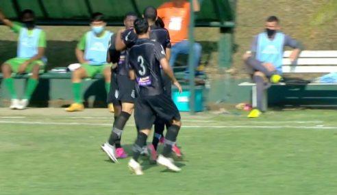 Ponte Preta aplica goleada e segue na co-liderança do Grupo 4 no Paulista Sub-20