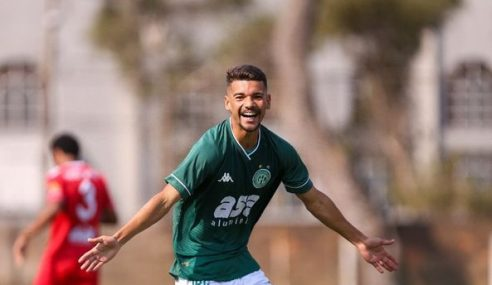 Guarani dispara na ponta do seu grupo no Paulista Sub-20