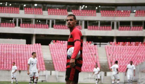 Lateral-direito assina contrato profissional com o Sport