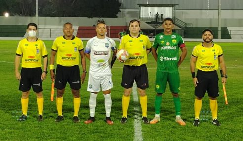 Cuiabá e Atlético empatam na ida das semifinais do Mato-Grossense Sub-19