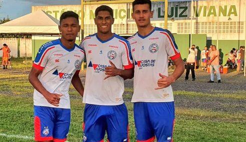 Bahia vence Camaçariense pelo Baiano Sub-20