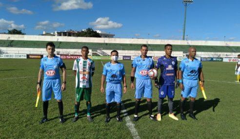 Confiança segue imparável no Sergipano Sub-20