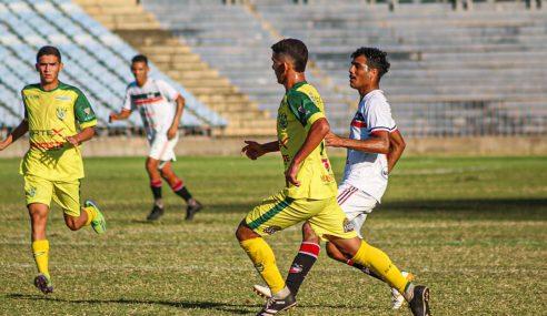 River empata sem gols contra o Picos pelo Piauiense Sub-20
