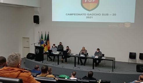 Conselho Técnico define Campeonato Gaúcho Sub-20 de 2021