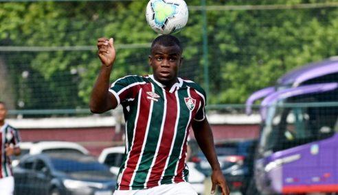 Jogador deixa o Fluminense e acerta com clube de Portugal