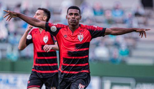 Atlético-GO dispensa cinco jogadores do sub-20
