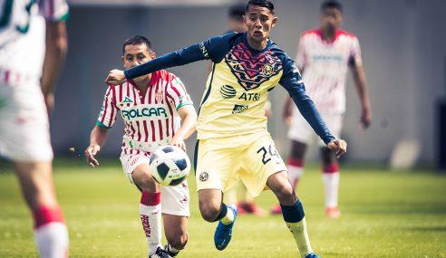 Mexicano Sub-18 tem quatro clubes na liderança