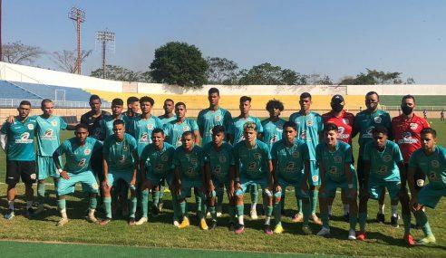 Galvez escapa da derrota contra o Vasco no Acreano Sub-20