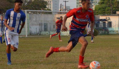 Porto Velho garante vaga antecipada na semifinal do Rondoniense Sub-20