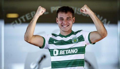 Sporting-POR contrata jovem volante uruguaio