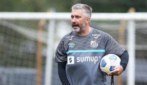 Pablo Fernandez é o novo técnico da categoria sub-23 do Santos