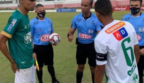 Confira resultados e classificação do Sergipano Sub-20
