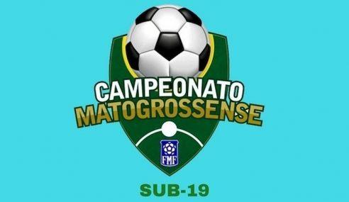FMF divulga tabela das quartas de final do Mato-Grossense Sub-19