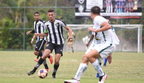 Botafogo goleia Boavista pelo Carioca Sub-20