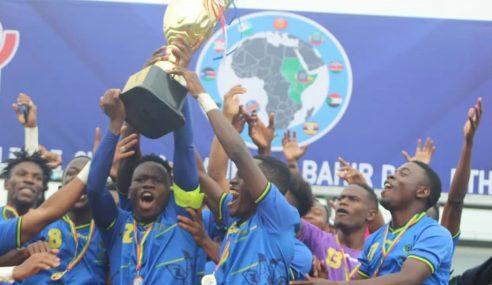 Tanzânia conquista Copa CECAFA Sub-23