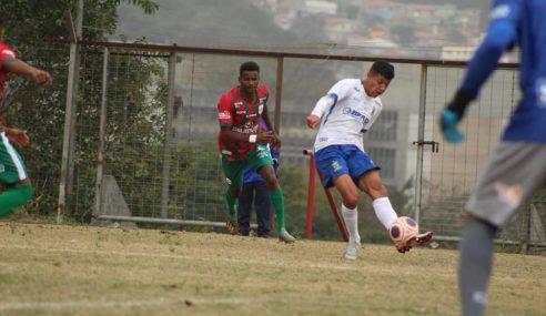 Santo André e Portuguesa Santista ficam no empate pelo Paulista Sub-20