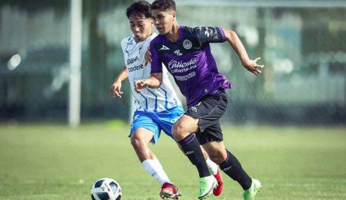 Monterrey assume ponta isolada no Mexicano Sub-20