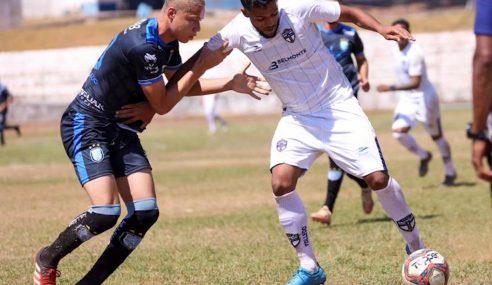 Mandantes levam a melhor na ida das semifinais do Candango Sub-20