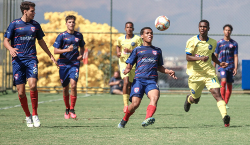 Com gol de pênalti, Futgol derrota Santarritense pelo Mineiro Sub-17