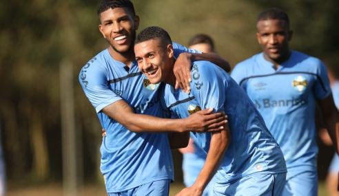 Grêmio faz 9 a 0 no Figueirense em maior goelada da história do Brasileirão de Aspirantes