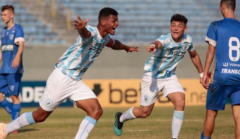 Londrina bate Cruzeiro-RS e vai às oitavas da Copa do Brasil Sub-17
