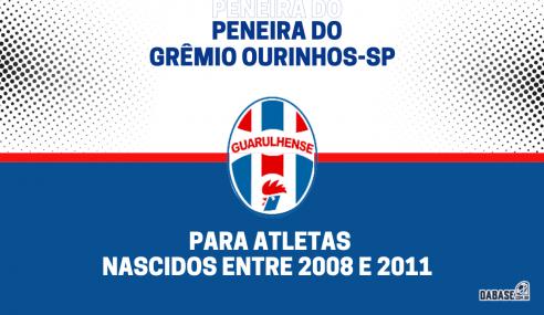 Guarulhense-SP realizará peneira para duas categorias