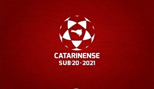 Catarinense Sub-20 é confirmado para setembro