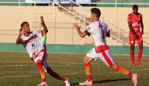 Camaçariense derrota Juazeirense e segue adiante no Baiano Sub-20