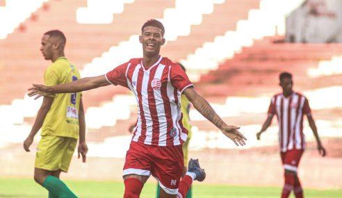 Náutico estreia com goleada no Pernambucano Sub-20