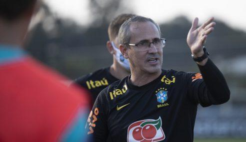 Seleção Brasileira Sub-15 é convocada para período de treinamentos