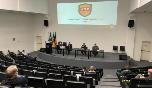 Conselho Técnico define Campeonato Gaúcho Sub-17 de 2021