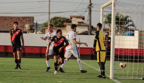Atlético-GO estreia no Goiano Sub-20 com vitória magra sobre o Trindade