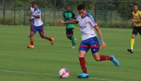 Bahia avança sem sustos às semifinais do Baiano Sub-20