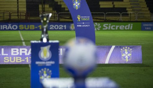 EXCLUSIVO! Flamengo passa a ser o melhor na história do BR Sub-17