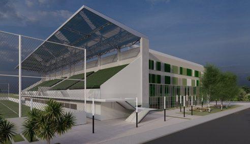 Palmeiras conclui projeto de obras no CT da base