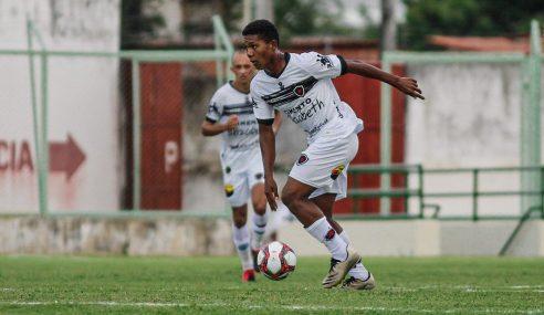 Botafogo-PB confirma empréstimo de atacante ao Palmeiras